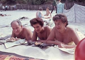 Plaża 1968